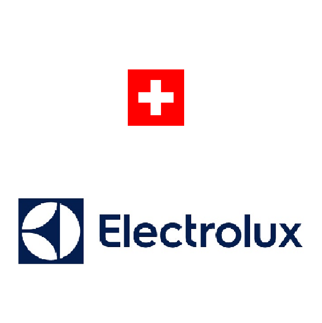 Electrolux 55cm SMS-Norm