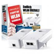 DEVOLO dLAN 1200 + WiFi ac Starter Kit, CH-Version (09395)